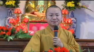 Dấu ấn Phật pháp: Tam pháp ấn và tứ diệu đế - Thích Nhật Từ
