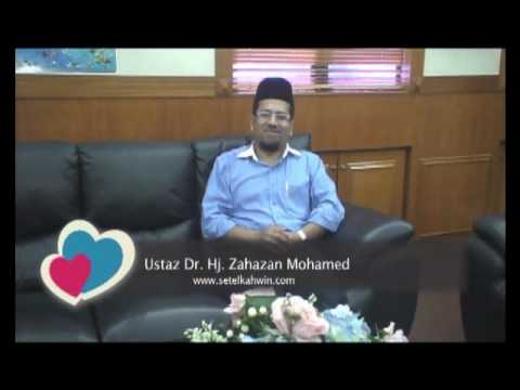 Ustaz Zahazan – SetelKahwin.com (Cerita Kahwin)