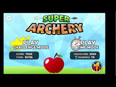 Video of Super Archery HD Free