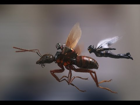 'Ant-Man and the Wasp' trailer