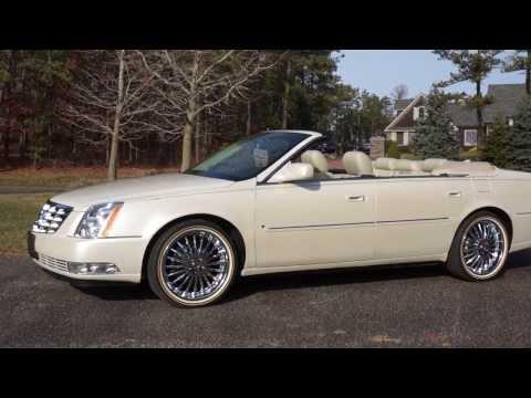 on 2009 Cadillac Dts Convertible