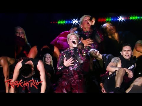P!nk - Blow Me (One Last Kiss)/Can We Pretend (Rock In Rock 2019)