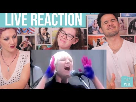 Video SIA - Best live vocals - REACTION download in MP3, 3GP, MP4, WEBM, AVI, FLV January 2017