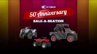 4. KYMCO Off Road 50th Anniversary Offer