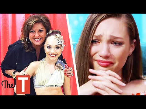 The Real Reason Maddie Ziegler Was Abby's Favorite On Dance Moms
