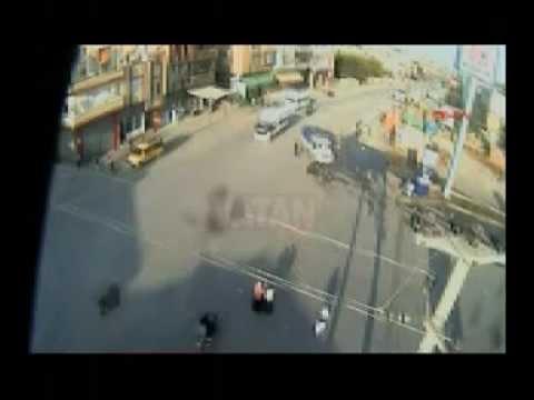 Adana Mobese Görüntüleri