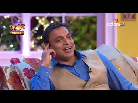 Video Comedy Nights with Kapil - Harbhajan & Shoiab - 1st March 2015 - Full Episode download in MP3, 3GP, MP4, WEBM, AVI, FLV January 2017