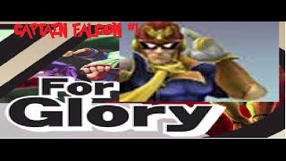 13 Year old for glory master (captain falcon)