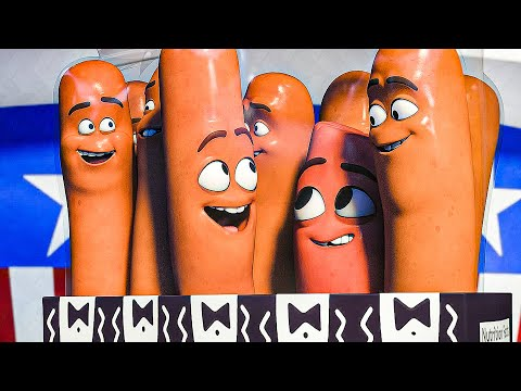 SAUSAGE PARTY - First 10 Minutes From The Movie (2016)