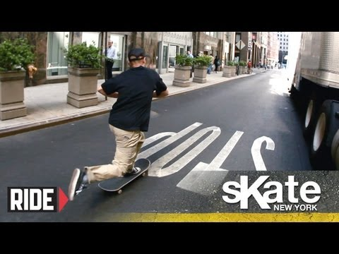 Skate - Every other Thursday, street skaters take you on a personal tour of the their favorite cities to SKATE. You'll discover some of the best skate, chill, gear, ...