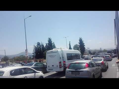 Video - Υπό μερικό έλεγχο η πυρκαγιά στο Καλαμίτσι Χαλκιδικής