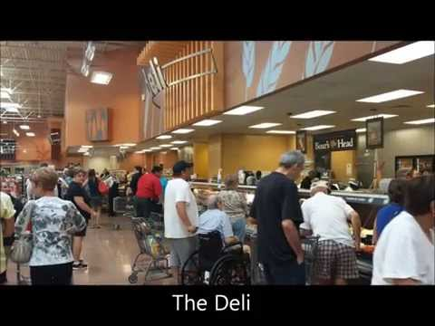 Sun City West New Frys store Video