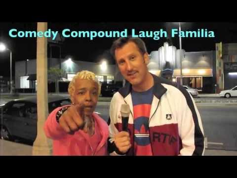 Simply Cookie and Rt Steckel at the Comedy Union