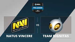 Dignitas vs Na'Vi, game 1