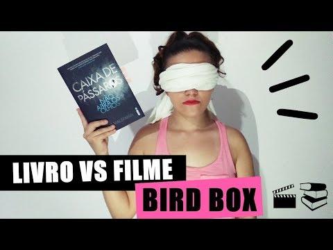 BIRD BOX: LIVRO + FILME | DNA Literário