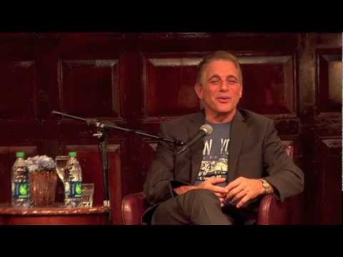 Tony Danza - The Hudson Union Society www.hudsonunionsociety.com is where today's leaders come to discuss tomorrow's ideas. If you live not to far from New York, please j...