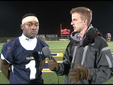 Stefon Diggs Interview 10/25/2011 video.