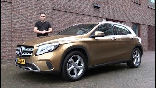 Mercedes-Benz GLA 2018 - Drive, In Depth Review Interior Exterior