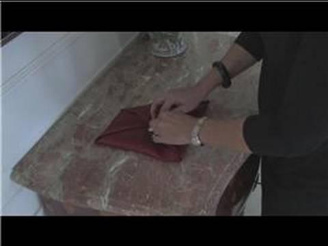 Πως να διπλώσω το μαντήλι του κουστουμιού