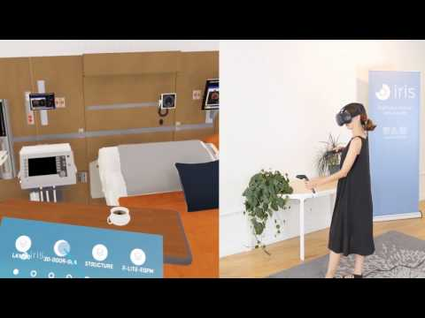 Using Virtual Reality for Healthcare Design