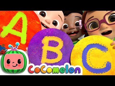 The ABC Song   CoComelon Nursery Rhymes & Kids Songs