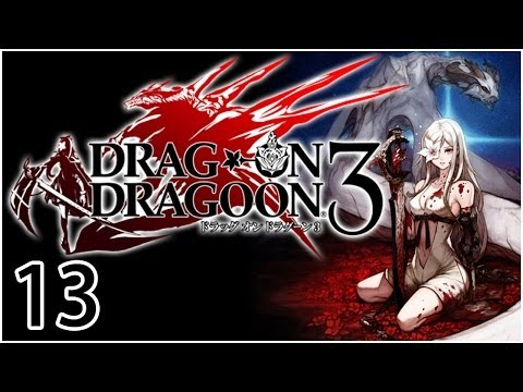 Drakengard 3 - Part 13 [Ch.3 - Mission 2] (видео)