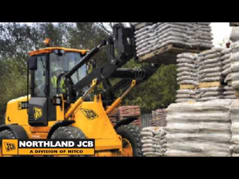 JCB Construction Equipment  in Portland ME - Skid Steers, Excavators, Backhoe Loaders for Sale