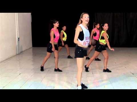 Coreografía de La Pregunta de Jay Alvarez (Paso  a Paso) / TKM