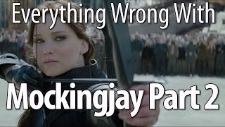Everything Wrong With The Hunger Games: Mockingjay Part 2 by Cinema Sins
