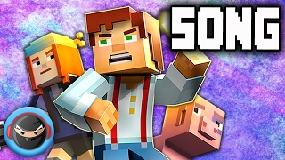 """MINECRAFT SONG """"You Can Find It"""" by TryHardNinja & Kraedt (STORY MODE)"""