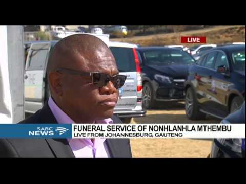 Nonhlanhla Mthembu to be laid to rest - Sampear updates