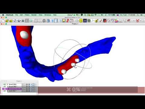 Создание высокоточной трех-мерной модели индивидуаль-ного блока. Часть 7