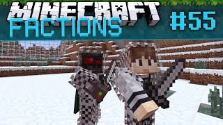 """Minecraft Factions: """"Leader Of The Faction!"""" - Ep 55"""