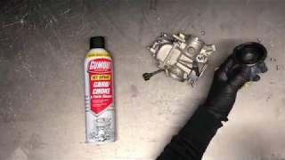 10. Arctic Cat 500 - Carburetor Rebuild - Carb Kit - How To 4k - Specs