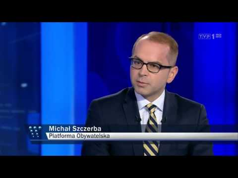 Michal Szczerba, ma Pan szacunek wszystkich przyzwoitych ludzi za to pytanie do pisowskiego propagandysty!