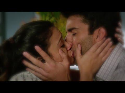 Jane the Virgin 1x15 Jane and Rafael Funny Dance Moves & Hot Kiss Scene (видео)