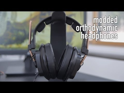 Modded Fostex Headphones – Mayflower Electronics V1, V2, & V3