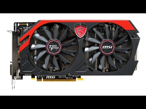 2GB - Click here http://tinyurl.com/msir9270x for the MSI R9 270X 2GB Gaming Edition Graphics Card SUBSCRIBE: http://bit.ly/YlIPWd For more PC hardware and gaming ...