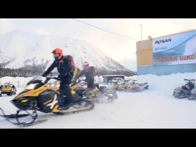 Горная школа SkiDooKing, Дмитрий Кузьмин (