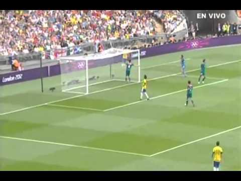 México vs Brasil 2-1 Juegos Olímpicos 2012 Tv Azteca