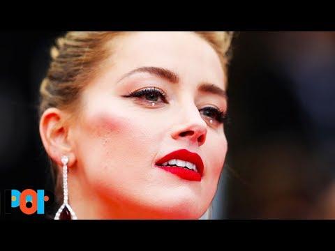 """Amber Heard SLAMMED For """"Racist"""" Tweet"""
