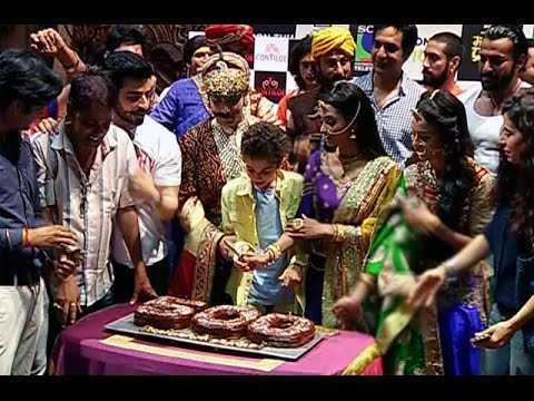 Maharana Pratap | Cake Cutting Celebration On Show