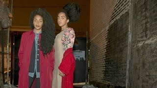 Introducing 'How We Wore It,' a new web series featuring identical twins Cipriana Quann, co-founder/EIC of urbanbushbabes, and TK Quann aka TK Wonder, electronic artist. 'How We Wore It' explores the identical twins individual style as they choose the same item and style an outfit in their own unique way. On this episode they feature Jeffrey Campbell's 'Berliner' platform and visit Tiffany Nicole's 'The Mobile Vintage Shop'  in Brooklyn to select outfits highlighting their featured pick. Watch the full episode on their YouTube channel 'The Quann Element' http://youtu.be/xuuTemRlzpw