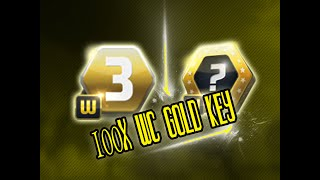 Fifa Online 3 100x Wc Gold Key, fifa online 3, fo3, video fifa online 3