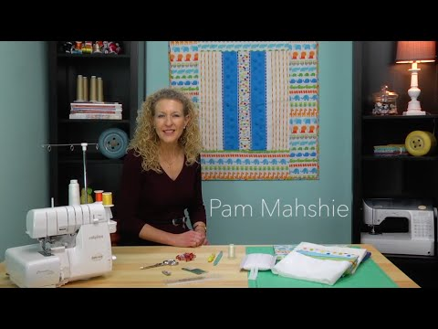 Sneak Peek: Serger Quilt Tutorial