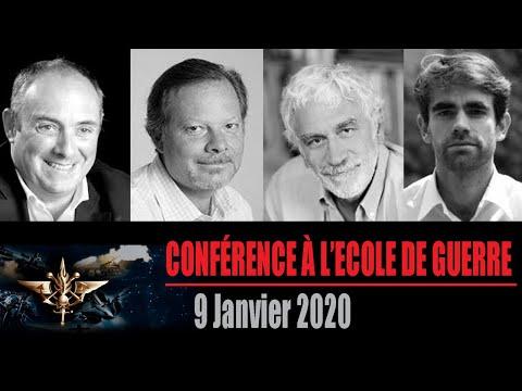 Conférence des éconoclastes (SABATIER, BÉCHADE) et de Pierre CONESA
