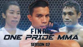 Video Final One Pride MMA, Paul dan Abro Pertahankan Sabuk Juara MP3, 3GP, MP4, WEBM, AVI, FLV Mei 2018