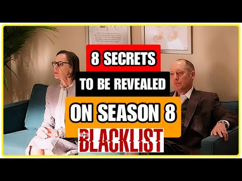 The Blacklist Season 8: 8 Secrets to be Revealed || Blacklist Theories 2020