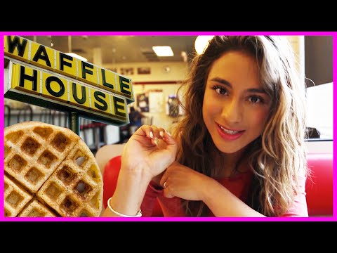 Shawn Mendes Surprises Ally at Waffle House - Fifth Harmony Takeover Ep. 50