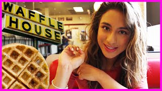 Shawn Mendes Surprises Ally at Waffle House - Fifth Harmony Takeover Ep. 50 - YouTube